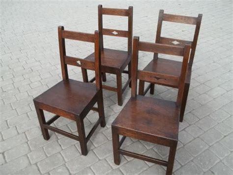 Antique Dining Chairs Uk Antique Set Oak Dining Chairs 210748 Sellingantiques Co Uk