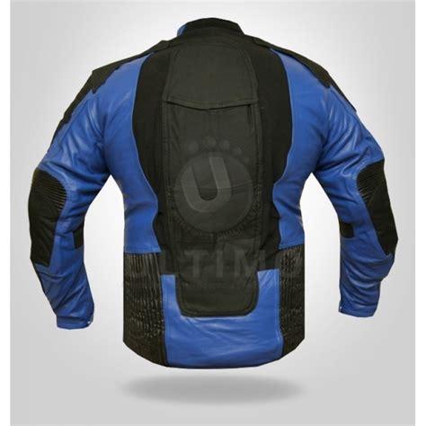 blue motorcycle jacket black and blue motorcycle leather jacket