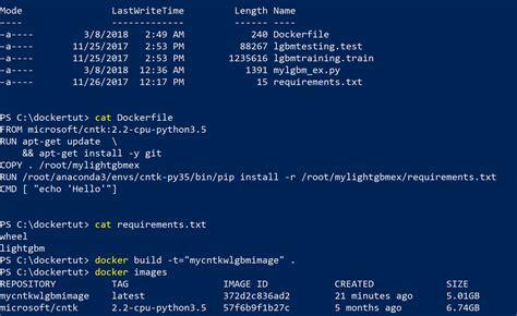 docker full tutorial demystifying docker for data scientists a docker