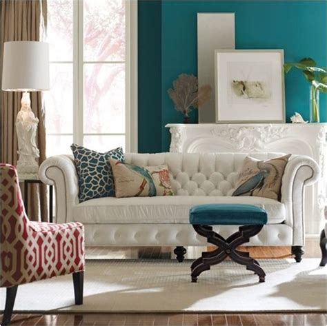 favorite 50 pictures interior design ideas and colours pinterio tufted sofa and teal wall