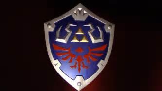 Hylian Shield Outline by How To Make Link S Hylian Shield Part 1 Skyward Sword