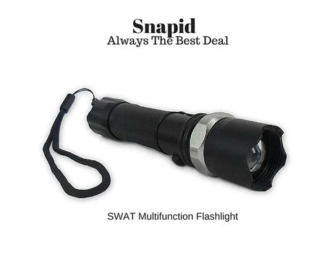 Flash Light Multifunction Swat swat rechargeable multifunction flas end 9 26 2017 9 18 pm