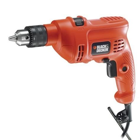 Electric Drill Machine Black And Decker Electric Drill