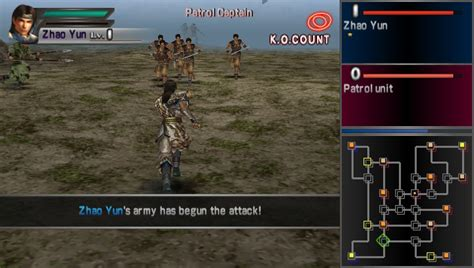 emuparadise the warriors ps2 dynasty warriors usa iso