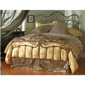 wesley allen stonehurst iron bed sleepworks island