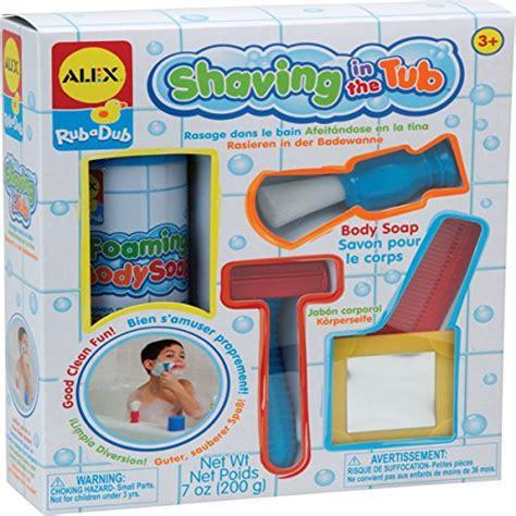 shaving in the bathtub alex toys rub a dub shaving in the tub plexus hub lifestyle