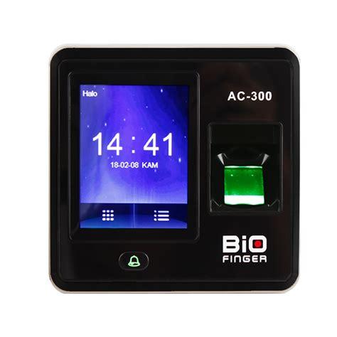 Bio Finger Af 500 Id Finger Absensi Wajah Jari ac 100 biofinger indonesia