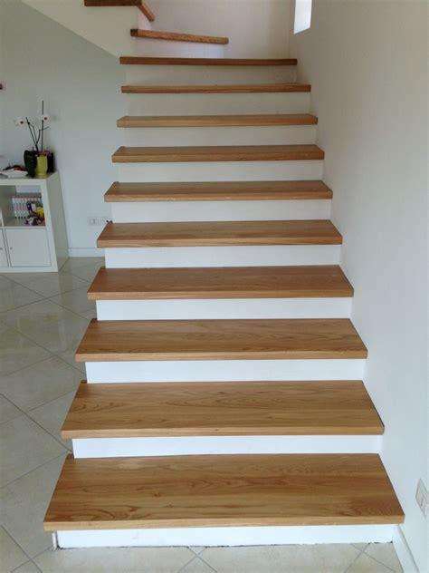 rivestimento scala in legno rivestimento in rovere pedata jamar snc scale in