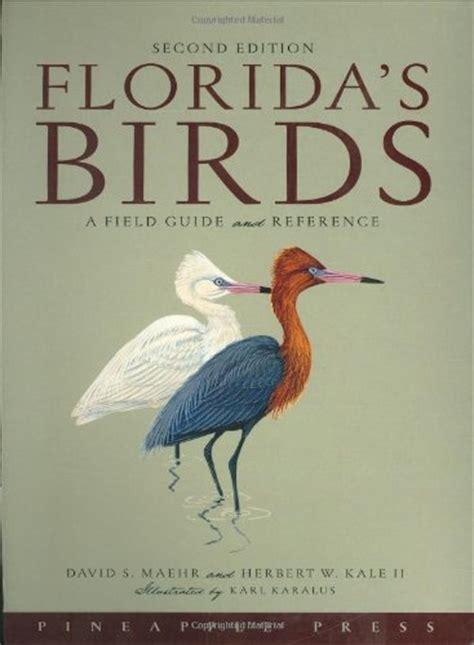 books about birds of florida gift idea for a bird watcher