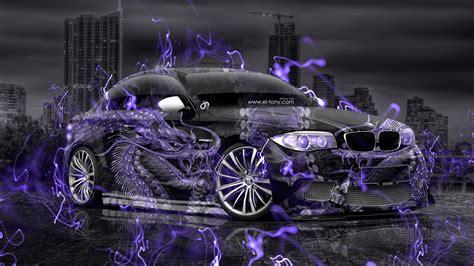 wallpaper 4k dragon bmw m1 tuning dragon aerography city night energy car 2015