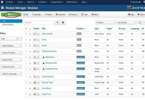tutorial for joomla 3 3 joomla footer module