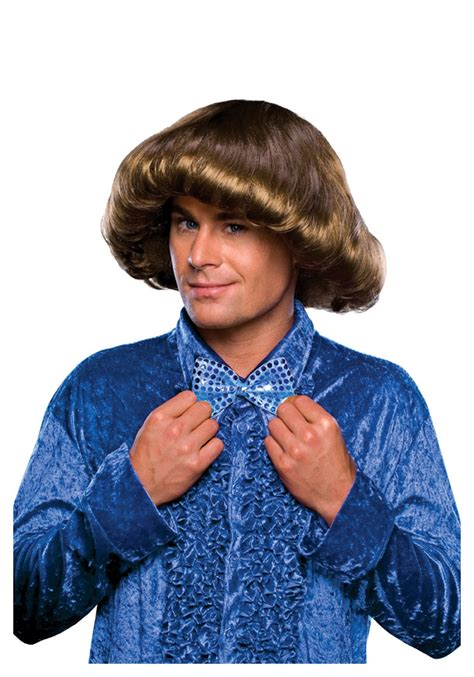 childrens boys hairstyles 70 s mens 70s prom wig