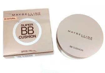 Maybelline Bb Cushion 2018 harga bedak maybelline bb cushion daftar terbaru 27