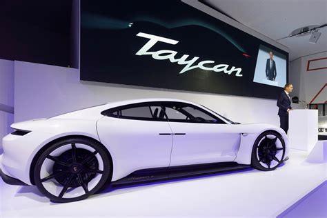 2019 Porsche Electric Car by New 2019 Porsche Taycan Specs And Details Of Porsche S
