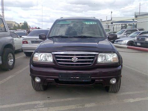 2002 Suzuki Grand Vitara Reviews 2002 Suzuki Grand Vitara Xl 7 Pictures 2 7l Gasoline