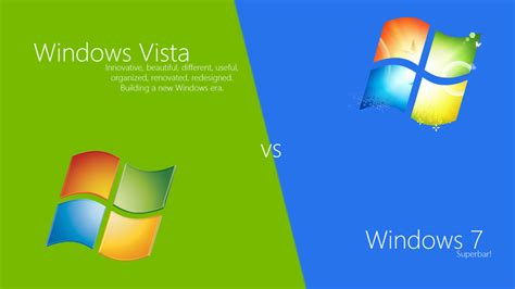 windows vista vs windows 7 by softwareportalplus on deviantart