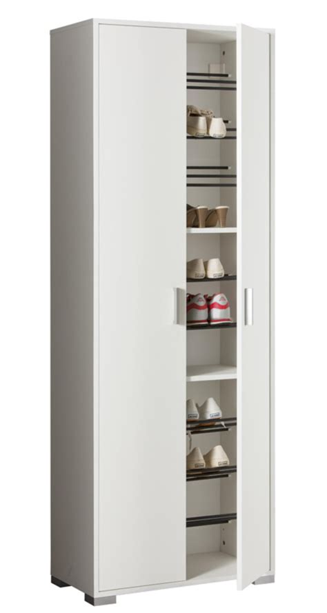 Armoire A Chaussure by Armoire A Chaussure Easy Blanc