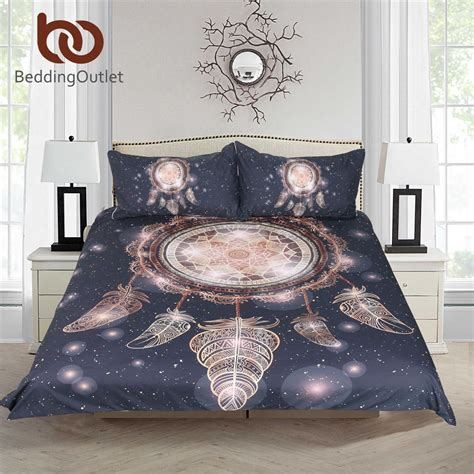 Brand Bed Cover Set California King 180x200 No 1 Motif Verena aliexpress buy beddingoutlet dreamcatcher bedding