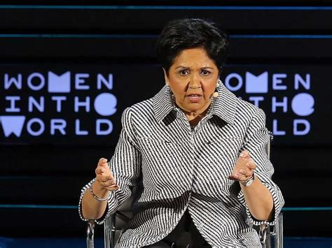 Infira Nooyi Mba by Pepsi Ceo Indra Nooyi Explains What Is Wrong With Mba