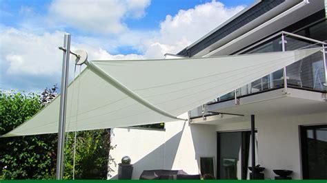 sonnensegel aufrollbar preise sonnensegel terrasse sonnenschutz sonnensegel als