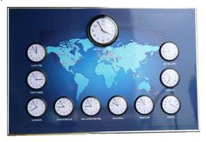 World Timings All World Time Clock