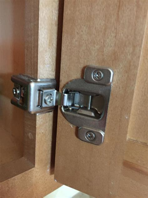 Replacement Hinges For Kitchen Cabinets Doityourself Community Forums View Single Post Are Kitchen Cabinet Hinge Holes Universal