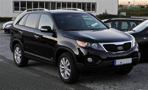 File:Kia Sorento 2.2 CRDi AWD Spirit (XM) ? Frontansicht, 15. Oktober 2011, Velbert