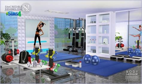 home gym design download gym 187 sims 4 updates 187 best ts4 cc downloads 187 page 3 of 4