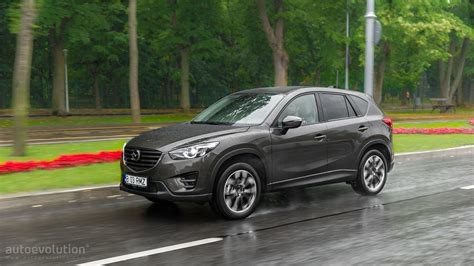 mazda x3 2016 mazda cx 5 review autoevolution