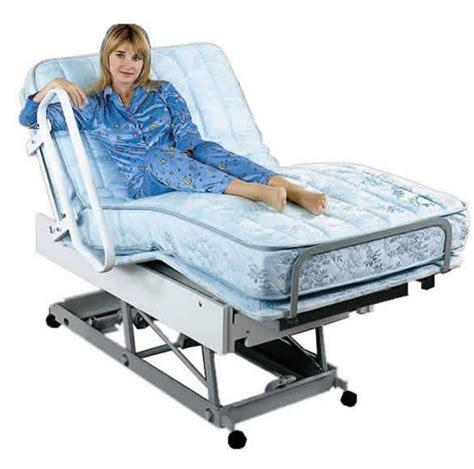 goldenrest deluxe hi low adjustable bed hospital ebay