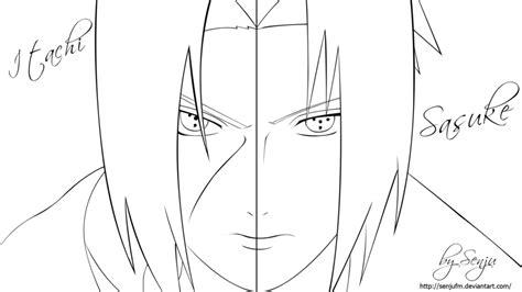 imagenes de itachi para dibujar a lapiz imagenes de sasuke vs itachi para dibujar imagui