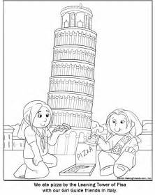 italy coloring pages italian guide coloring page