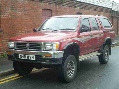 toyota 2 8 diesel engine for sale toyota hilux 2 8 diesel ln106 manual 4x4 car for sale