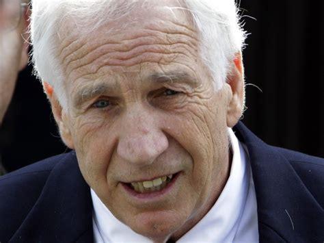 Sandusky Court Records Jerry Sandusky In Court To Restore Penn State Pension 183 Guardian Liberty Voice