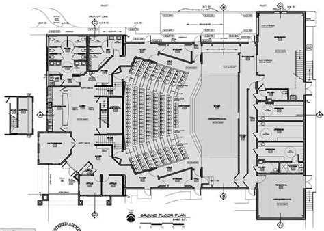 auditorium floor plans 28 images auditorium floor plans 12 best youth extra auditorium