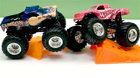 jam madusa truck madusa samson jam trucks wheels