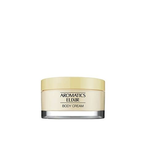 Elixir Creme aromatics elixir cr 232 me parfum 233 e pour le corps aromatics