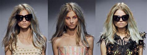 mechas inebrya nueva tendencia te 241 irse el pelo de gris
