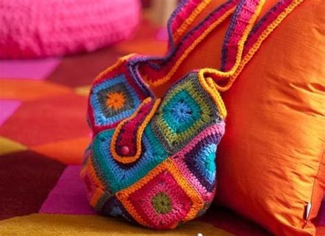 which is better crochet or knitting how to make a crochet tote rainbow coloured and ready to
