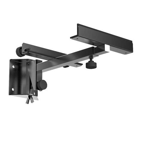 cotytech side cling bookshelf speaker wall mount