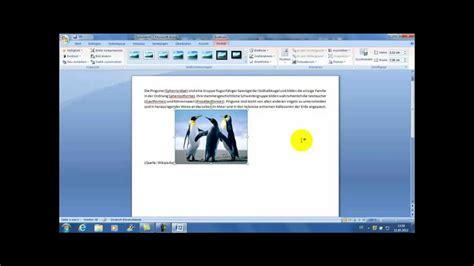 youtube tutorial microsoft word 2007 microsoft word 2007 bild in text einf 252 gen tutorial hd