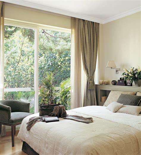 ventanas para habitaciones interiores dise 241 o de dormitorios con grandes ventanales decoracion