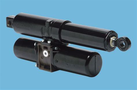 12v actuator ram actuator is self contained hydraulic system hydraulics