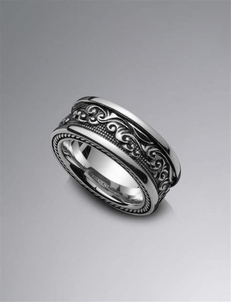 david yurman wedding band mens waves band ring 11mm rings david yurman