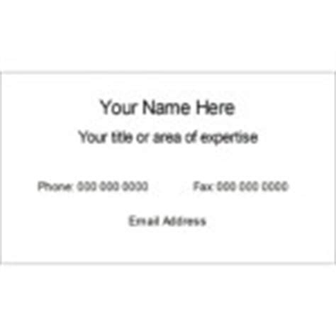 avery business card template 8471 basic text business card 10 per sheet