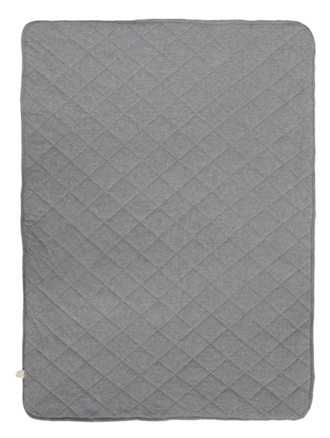 Charcoal Grey Quilt by Mister Fly Charcoal Grey Reversible Cot Quilt Babyroad