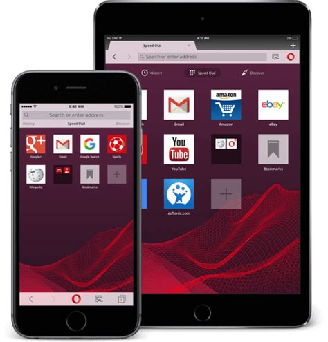 opera mini mobile iphone browser opera mini for ios opera
