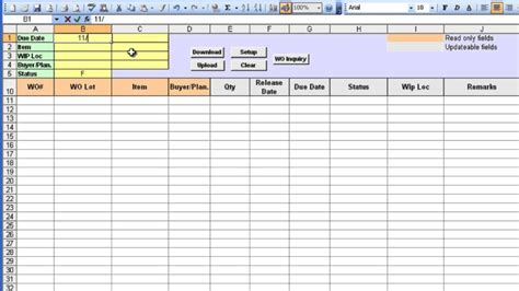 Order Tracking Excel Template Calendar Template Word Customer Order Tracking Template