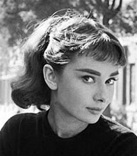 1950 Teenage Hairstyle | 1950s hairstyles for long hair
