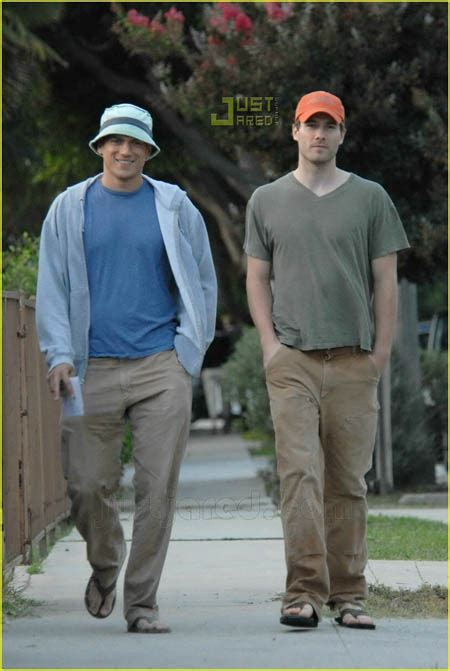Miller And Married Bf Still On by Cele Bitchy Wentworth Miller Out With An Equally